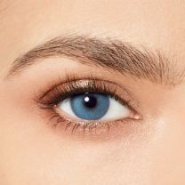 desioeyes classic blue color contact lenses